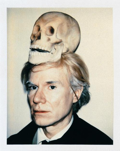 Andy Warhol_self portrait