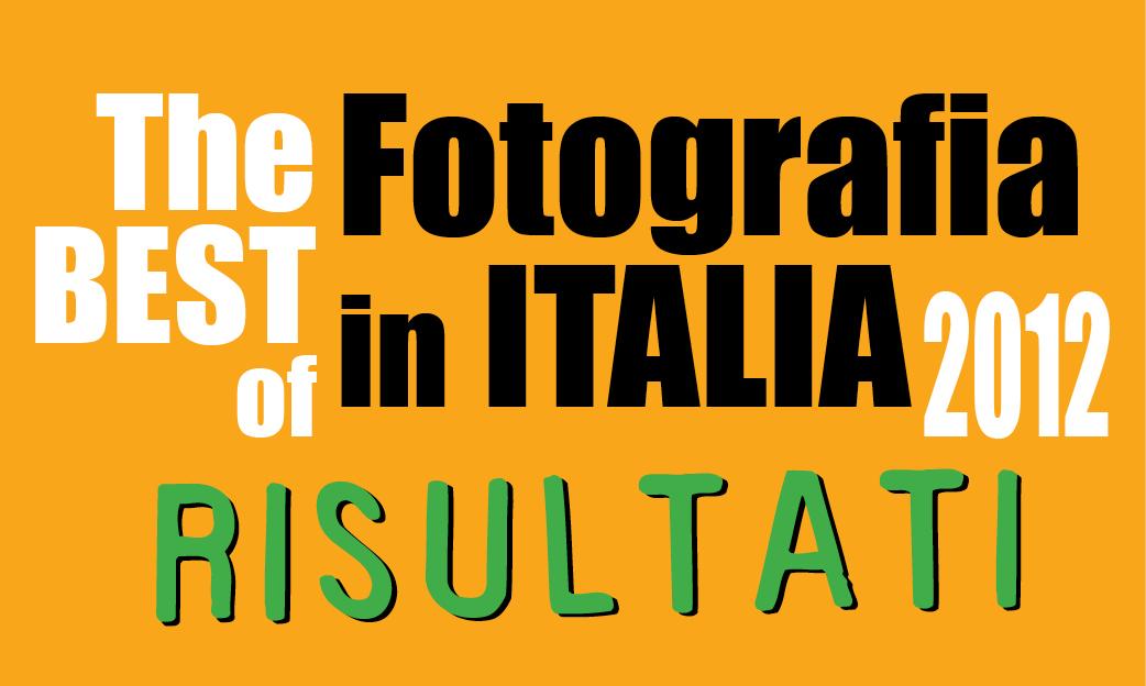 Best of 2012_risultati