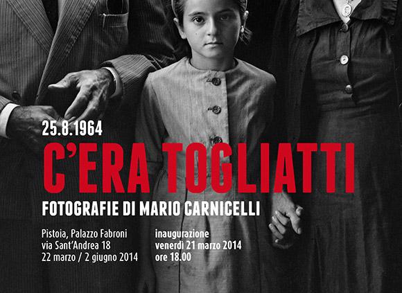 Immagine per C'era Togliatti. Fotografie di Mario Carnicelli